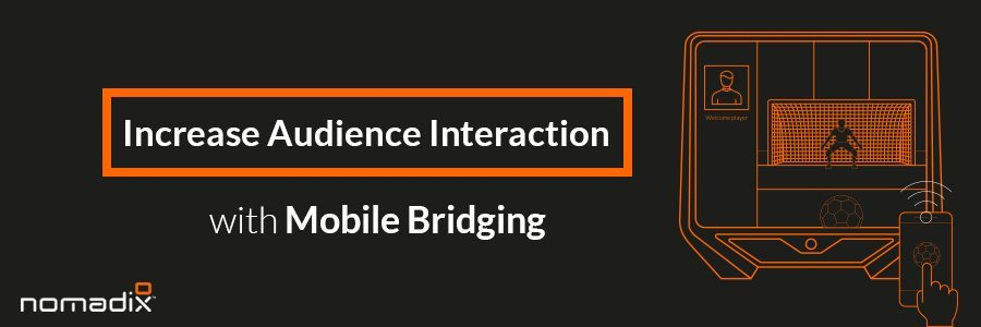 Increase Audience Interaction